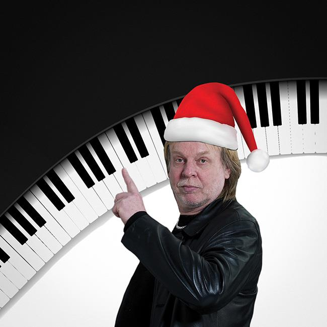 Rick Wakeman – The Grumpy Old Christmas Show