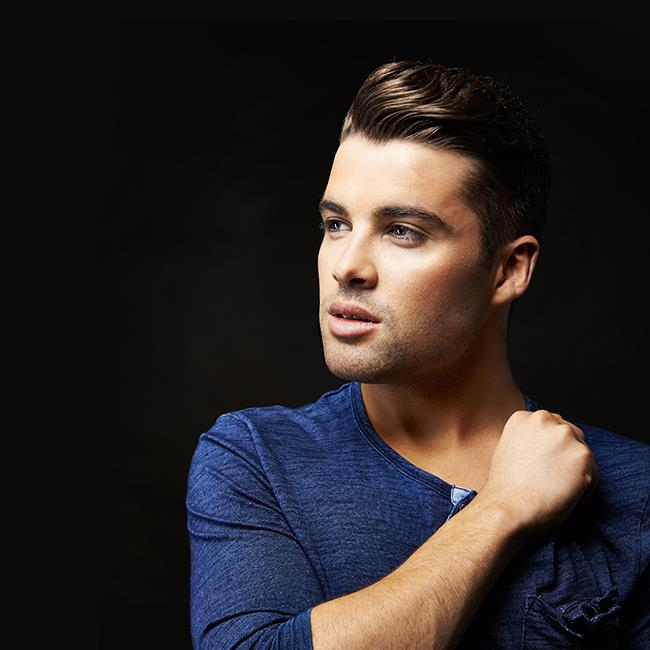 Joe McElderry – The Evolution Tour