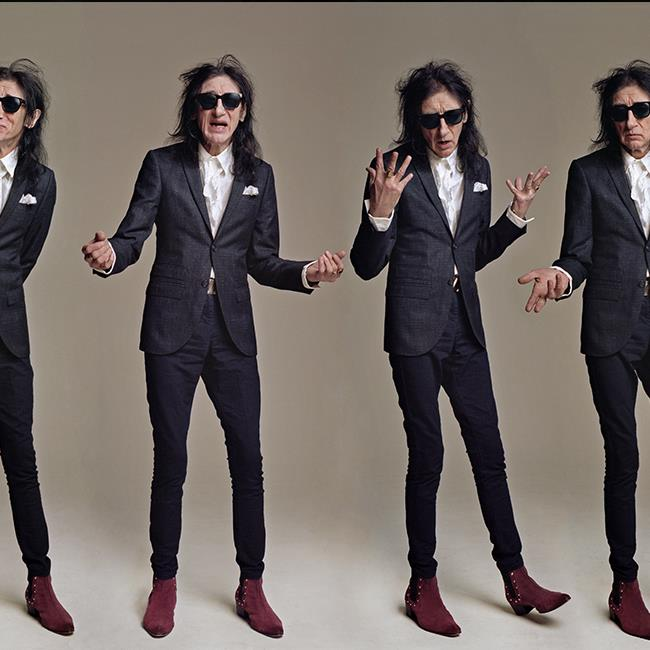 Dr John Cooper Clarke and Special Guests