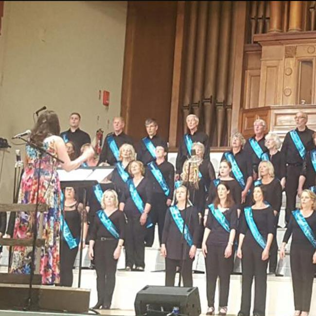 Cheltenham Community Choir 2018