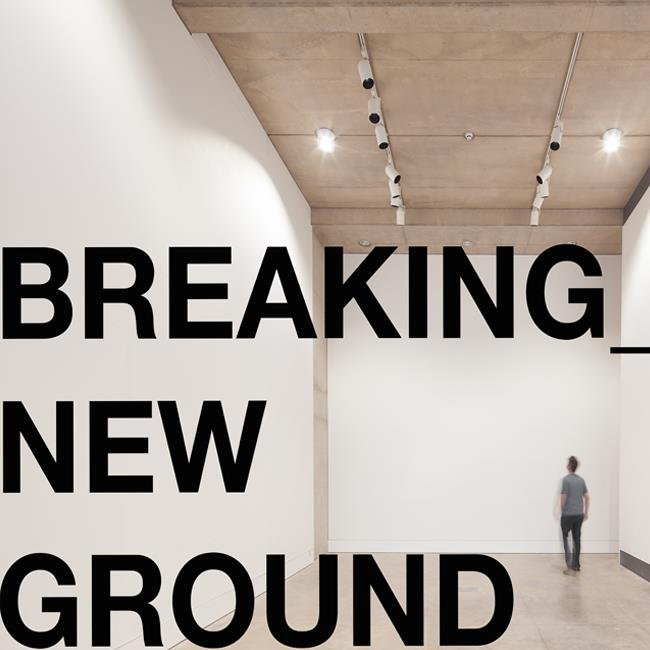 Breaking_New Ground: Poetry