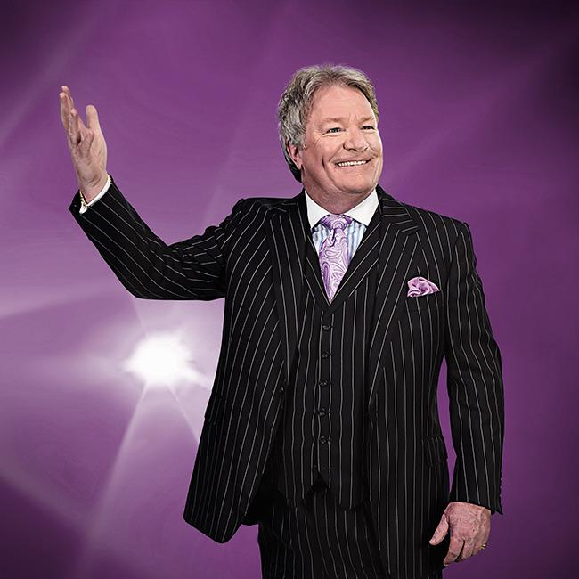 Jim Davidson – 40 Years On
