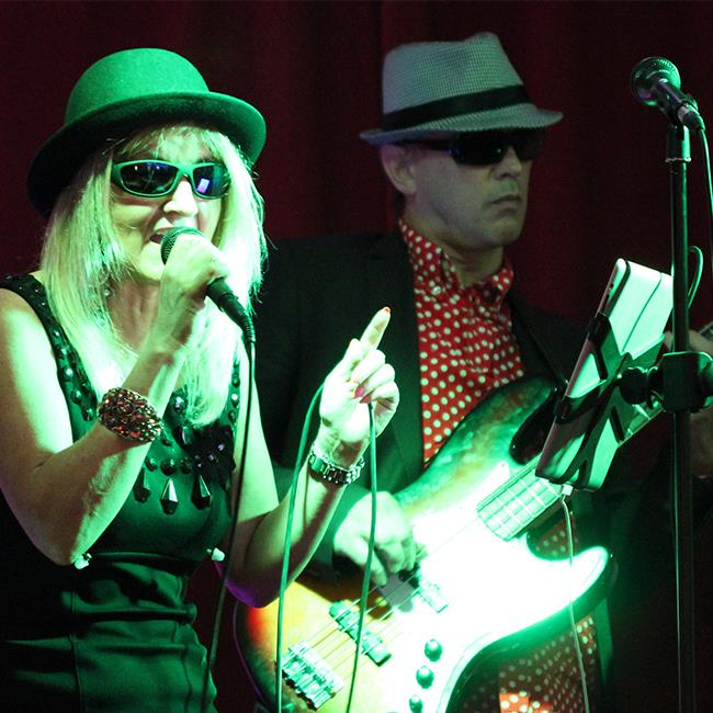 Cheltenham Connections – Blondie and Ska 2019