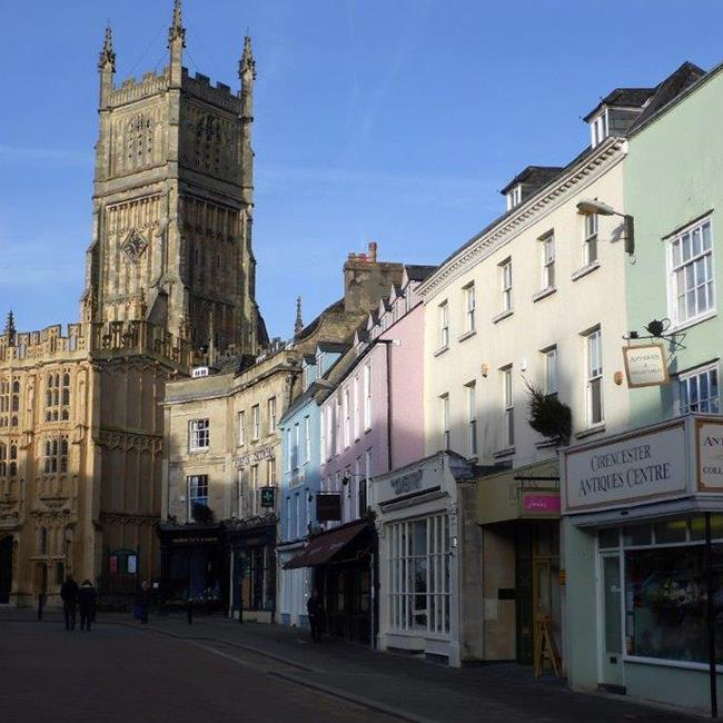 Writing New Histories of Cheltenham & Cirencester