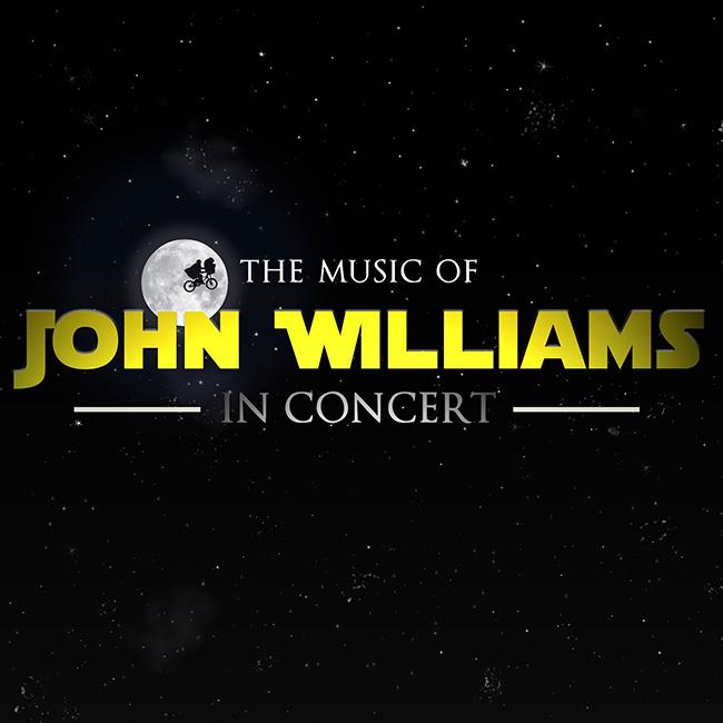 The Studio Orchestra present The Music of John Williams – In Concert