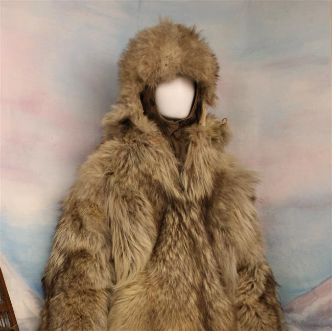 Object Talk: Dr Edward Wilson's Fur Suit