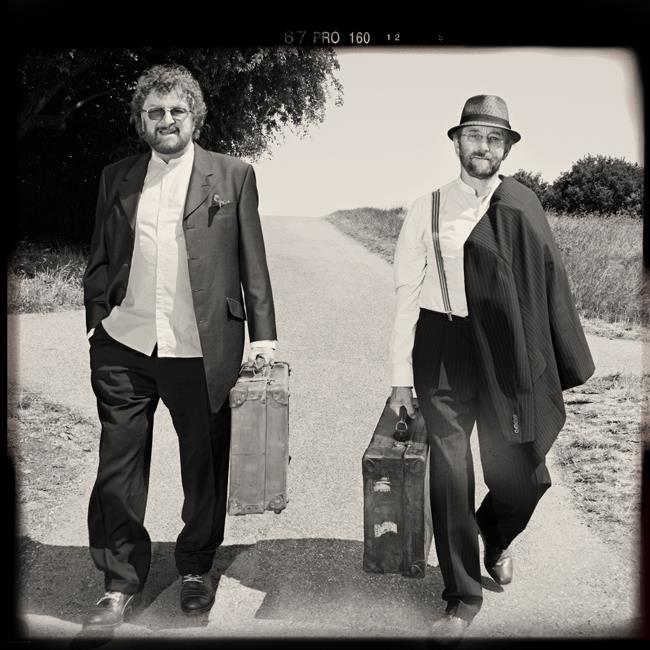 Chas & Dave 2014