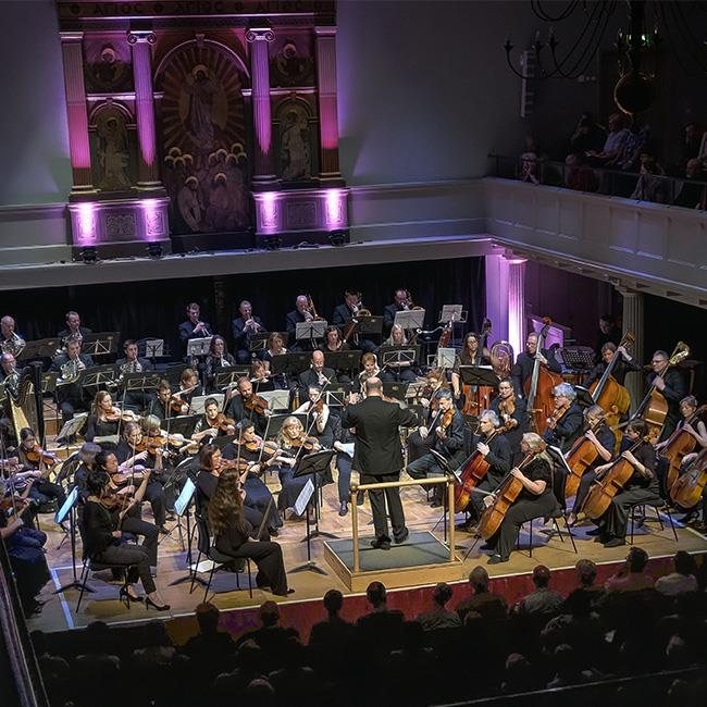 English Symphony Orchestra – November 2019