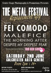 Fei Comodo + Malefice + The Morning After + Despite My Deepest Fear*