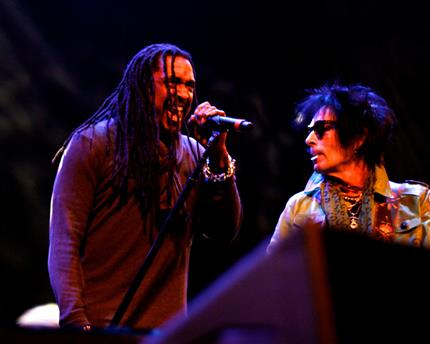 Earl Slick and Bernard Fowler perform David Bowies Station to Station * - SOLD OUT