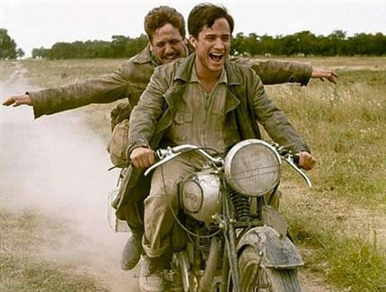 Street Cinema: The Motorcycle Diaries (At The Old Bus Depot, Queen Street)