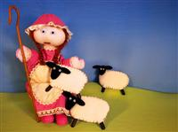 Sea Legs Puppet Theatre: Little Bo Peep