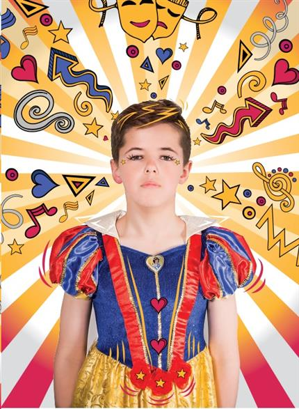 Spun Glass Theatre & Ovalhouse: Princess Charming Cabaret for Kids - Relaxed Performance with BSL