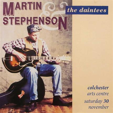 Martin Stephenson & The Daintees + Special Guests *