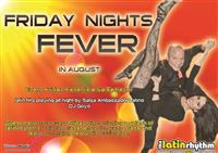 The Latin Rhythm presents Summer Salsa *