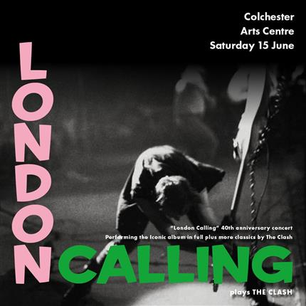 London Calling play The Clash *