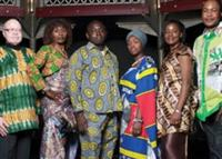 The Vocal Ensemble Of Africa