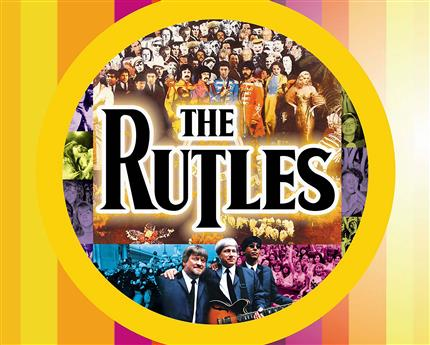 The Rutles: Get Up & Go Again Tour 2019 *