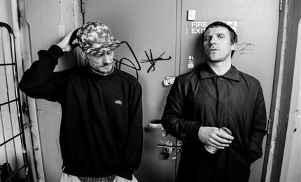 SLEAFORD MODS: INVISIBLE BRITAIN BOOK LAUNCH & FILM SCREENING