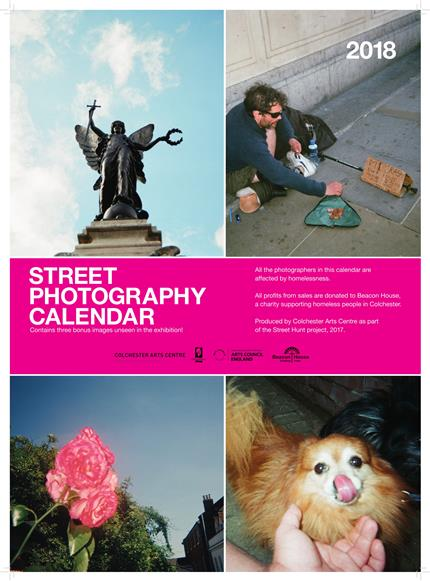 STREET PHOTOGRAPHY CALENDAR - PURCHASE HERE