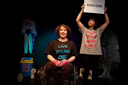 Touretteshero presents backstage In Biscuit Land - Extra Show! - SOLD OUT