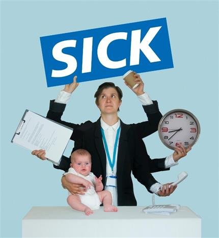 Shey Hargreaves: Sick [With BSL]