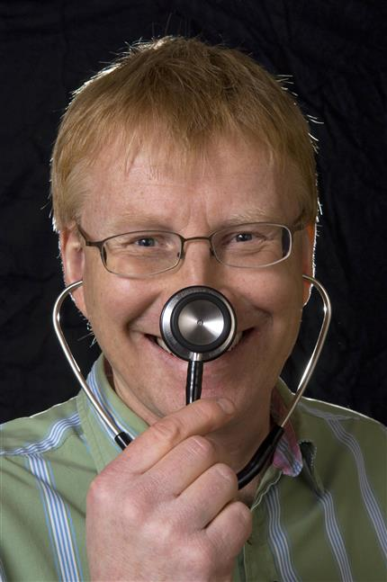 Dr Phil Hammond: Dr Phil's Health Revolution