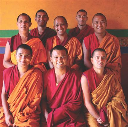 The Power of Compassion: Sacred Dance & Music from Tibet