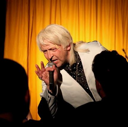 Clinton Baptiste in The Paranormalist Returns *
