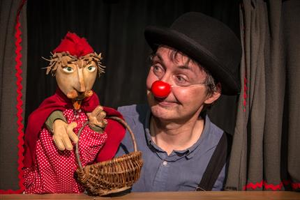GARLIC THEATRE: LITTLE RED ROBIN HOOD [RELAXED PERFORMANCE]