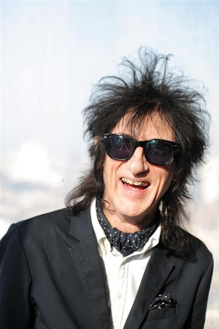 Christmas Poetry Bash 2017 with John Cooper Clarke, Martin Newell, Luke Wright & Ross Sutherland