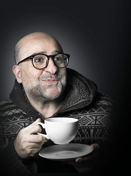 Omid Djalili: Schmuck For A Night *