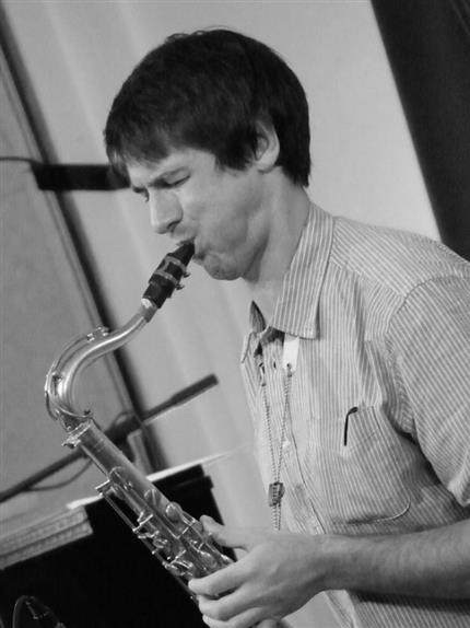 Alex Merritt Quartet featuring Jeff Williams
