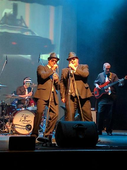 The Ultimate Commitments and Blues Brothers Experience *