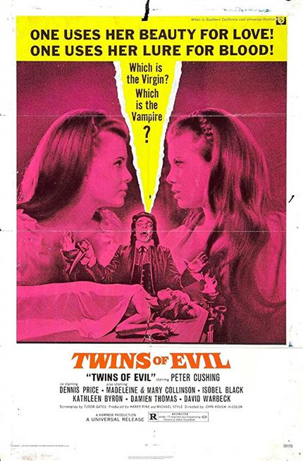 Classic Horror Nights: Twins of Evil (1971)