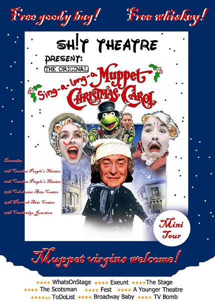 Sh!t Theatre: Sing-a-long-a Muppet Christmas Carol