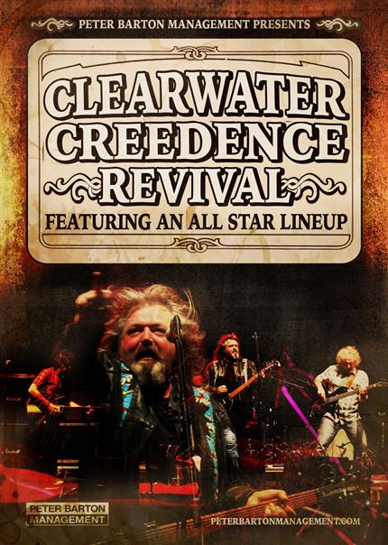 Clearwater Creedence Revival *