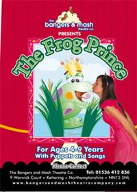 Bangers & Mash Theatre: The Frog Prince