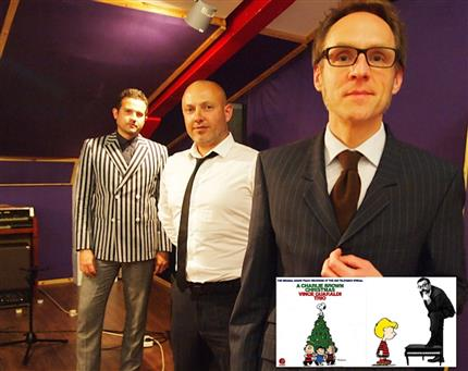 Jason Frederick Cinematic Trio - A Charlie Brown Christmas: The Music of Vince Guaraldi