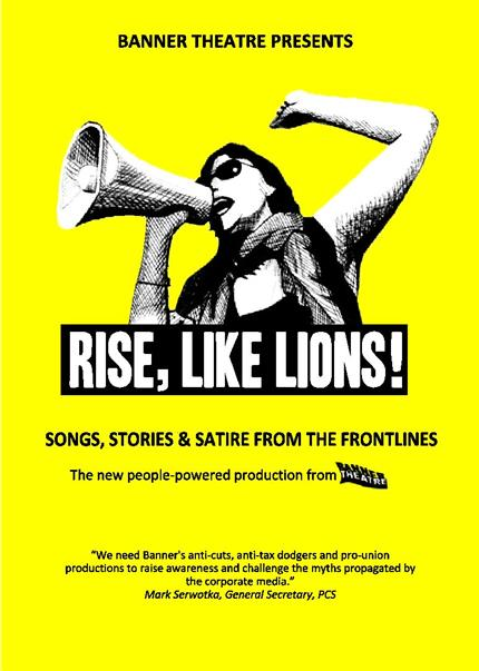 Banner Theatre: Rise, Like Lions! *