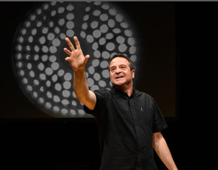 Mark Thomas: 50 Things About Us (Work In Progress)