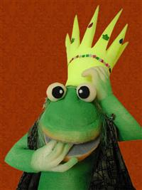 JACTITO THEATRE: THE FROG PRINCE