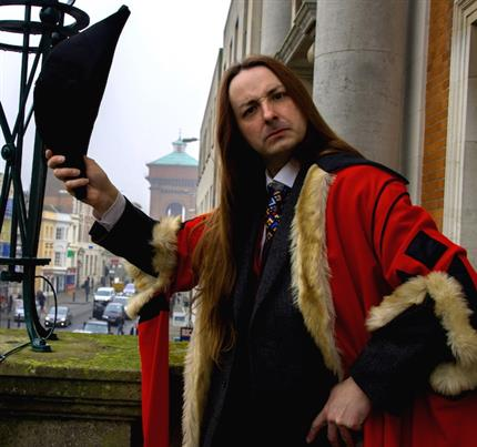 A Civic Ceremonial IV: A Walking Tour of Britains Oldest Recorded Comedy Town
