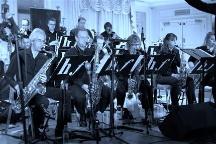 Big Band Jazz With Horn Factory