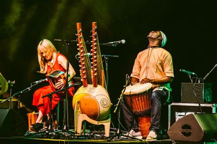Sharon Shannon & Band with Special Guest Seckou Keita *