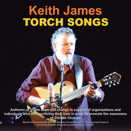 Keith James: Torch Songs