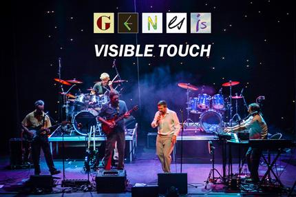 Genesis Visible Touch: Hits And Fan Favourites Tour *