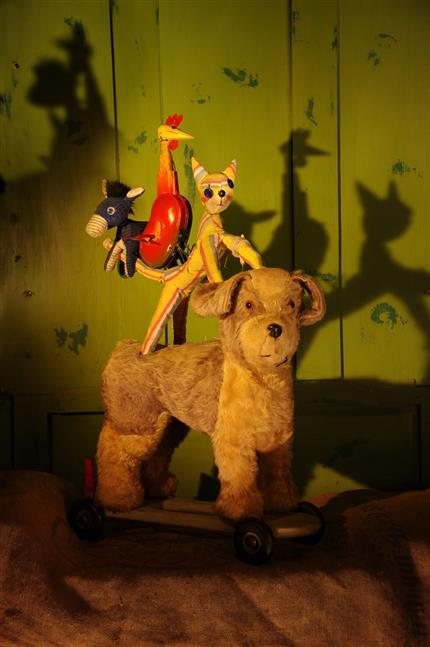 Sea Legs Puppet Theatre presents The Musicians of Bremen (Relaxed Performance with BSL)