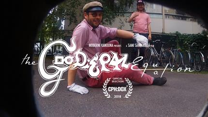 Goodiepal + The Goodiepal Equation (Film Screening) + Valhallans + Zophocles