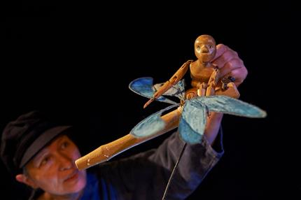 NORWICH PUPPET THEATRE: THUMBELINA [with BSL]